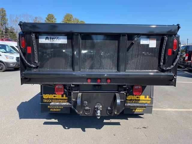 2021 Ford F-550 Crew Cab DRW 4x4, Air-Flo Pro-Class Dump Body #N9859 - photo 6