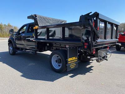 2021 Ford F-550 Crew Cab DRW 4x4, Air-Flo Pro-Class Dump Body #N9859 - photo 2