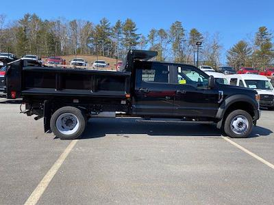 2021 Ford F-550 Crew Cab DRW 4x4, Air-Flo Pro-Class Dump Body #N9859 - photo 8