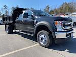 2021 Ford F-550 Crew Cab DRW 4x4, Air-Flo Pro-Class Dump Body #N9859 - photo 27