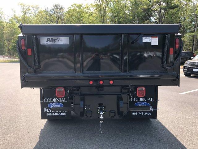 2021 Ford F-550 Crew Cab DRW 4x4, Air-Flo Pro-Class Dump Body #N9860 - photo 5