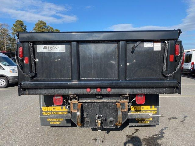 2021 Ford F-550 Crew Cab DRW 4x4, Air-Flo Pro-Class Dump Body #N9862 - photo 8