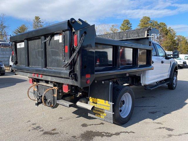 2021 Ford F-550 Crew Cab DRW 4x4, Air-Flo Pro-Class Dump Body #N9862 - photo 2
