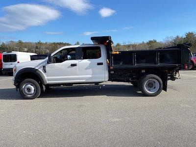 2021 Ford F-550 Crew Cab DRW 4x4, Air-Flo Pro-Class Dump Body #N9862 - photo 6