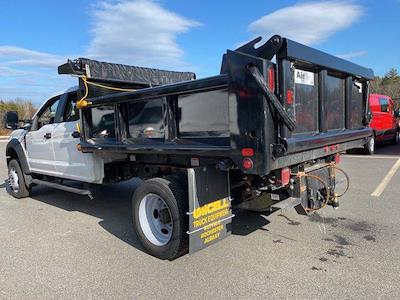 2021 Ford F-550 Crew Cab DRW 4x4, Air-Flo Pro-Class Dump Body #N9862 - photo 7