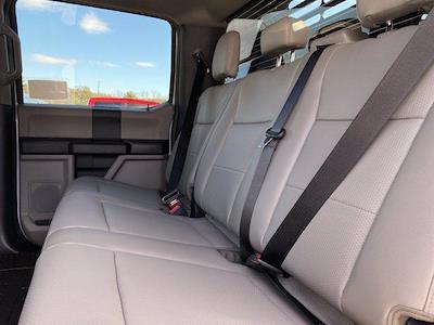 2021 Ford F-550 Crew Cab DRW 4x4, Air-Flo Pro-Class Dump Body #N9862 - photo 11