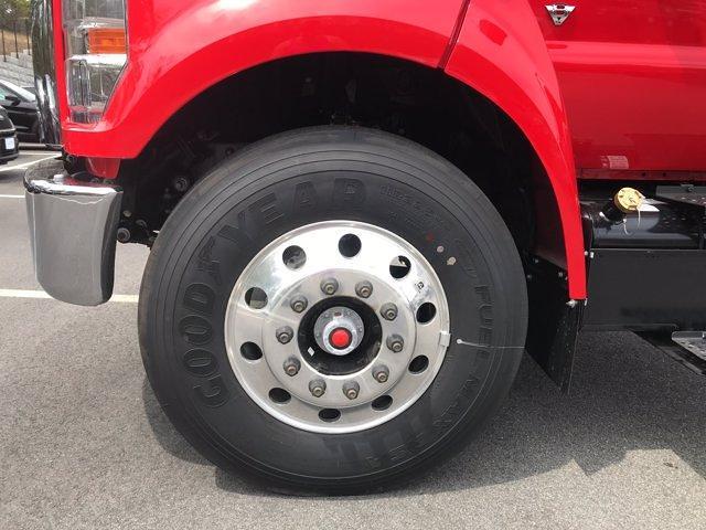 2021 Ford F-650 Regular Cab DRW 4x2, Crysteel Dump Body #N9863 - photo 8