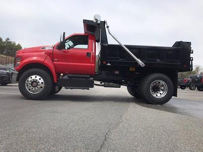 2021 Ford F-650 Regular Cab DRW 4x2, Crysteel Dump Body #N9863 - photo 4