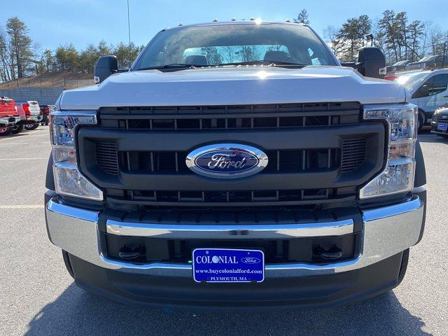 2020 Ford F-550 Regular Cab DRW 4x4, Cab Chassis #N9875 - photo 24