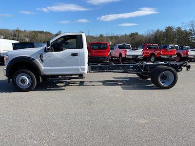 2020 Ford F-550 Regular Cab DRW 4x4, Cab Chassis #N9875 - photo 4
