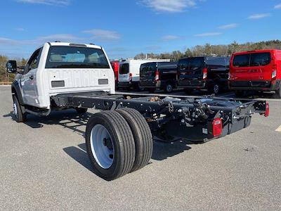2020 Ford F-550 Regular Cab DRW 4x4, Cab Chassis #N9875 - photo 2