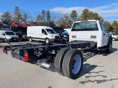 2020 Ford F-550 Regular Cab DRW 4x4, Cab Chassis #N9875 - photo 6