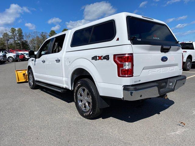 2019 Ford F-150 SuperCrew Cab 4x4, Fisher Snowplow Pickup #N9887A - photo 2