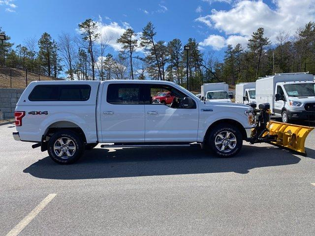 2019 Ford F-150 SuperCrew Cab 4x4, Fisher Snowplow Pickup #N9887A - photo 7
