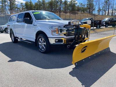 2019 Ford F-150 SuperCrew Cab 4x4, Fisher Snowplow Pickup #N9887A - photo 26
