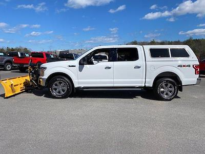 2019 Ford F-150 SuperCrew Cab 4x4, Fisher Snowplow Pickup #N9887A - photo 4