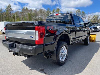 2018 Ford F-350 Crew Cab 4x4, Fisher Snowplow Pickup #N9891A - photo 6