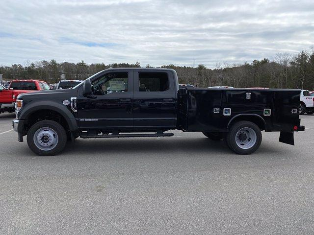 2021 Ford F-550 Regular Cab DRW 4x4, Iroquois Brave Series Stainless Steel Dump Body #N9902 - photo 4