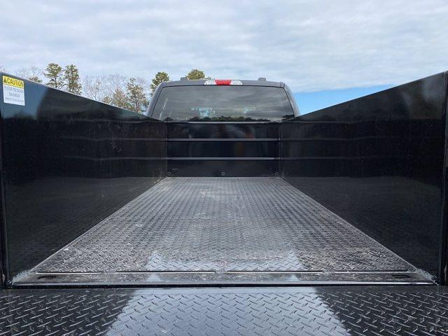 2021 Ford F-550 Regular Cab DRW 4x4, Iroquois Brave Series Stainless Steel Dump Body #N9902 - photo 6