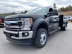 2021 Ford F-550 Regular Cab DRW 4x4, Iroquois Brave Series Stainless Steel Dump Body #N9902 - photo 3