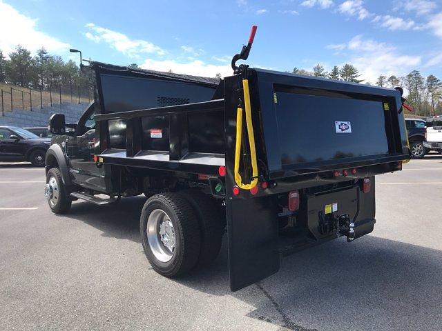 2021 Ford F-550 Regular Cab DRW 4x4, Iroquois Landscape Dump #N9903 - photo 2