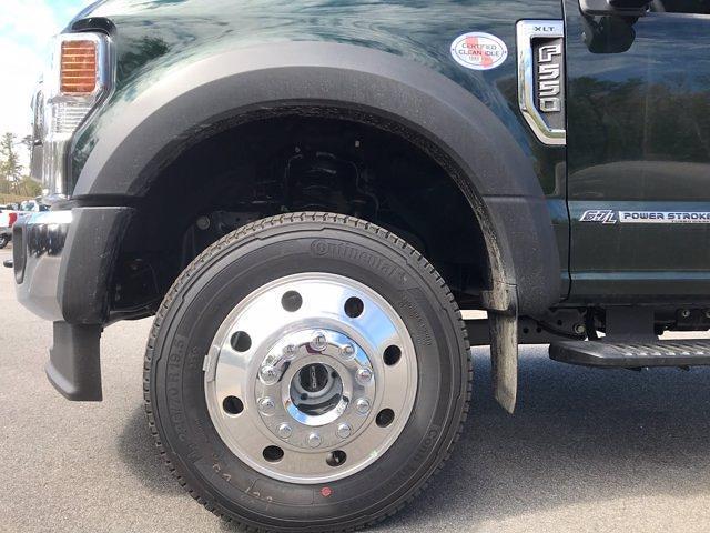 2021 Ford F-550 Regular Cab DRW 4x4, Iroquois Landscape Dump #N9903 - photo 8