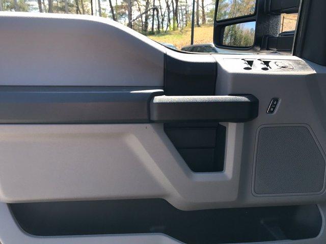 2021 Ford F-550 Super Cab DRW 4x4, Crysteel Dump Body #N9905 - photo 11