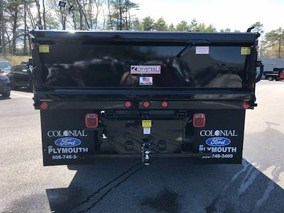 2021 Ford F-550 Super Cab DRW 4x4, Crysteel Dump Body #N9905 - photo 5