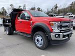 2021 Ford F-550 Super Cab DRW 4x4, Crysteel E-Tipper Dump Body #N9906 - photo 27