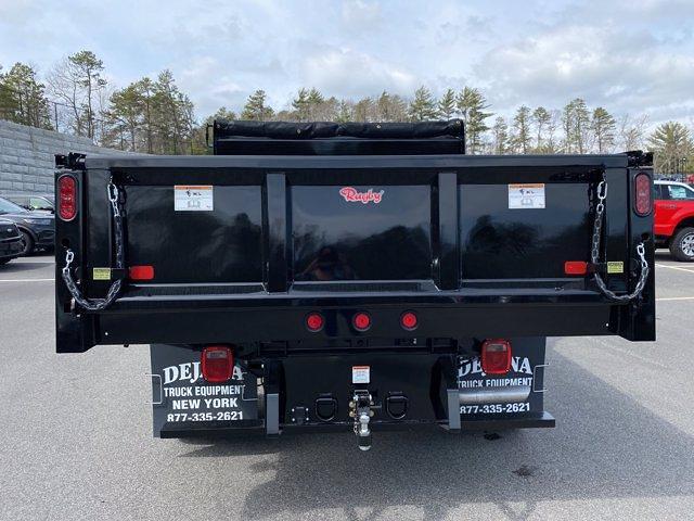 2021 Ford F-550 Super Cab DRW 4x4, Rugby Eliminator LP Steel Dump Body #N9919 - photo 5
