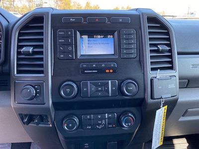 2021 Ford F-550 Regular Cab DRW 4x4, Air-Flo Pro-Class Dump Body #N9929 - photo 21