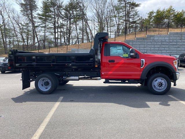 2020 Ford F-550 Regular Cab DRW 4x4, Rugby Eliminator LP Steel Dump Body #N9933 - photo 7