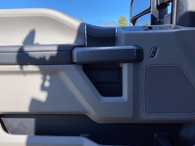 2021 Ford F-550 Regular Cab DRW 4x4, Iroquois Brave Series Stainless Steel Dump Body #N9940 - photo 9