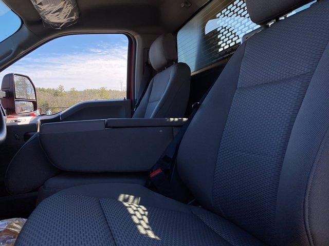 2021 Ford F-550 Regular Cab DRW 4x4, Iroquois Brave Series Stainless Steel Dump Body #N9940 - photo 13