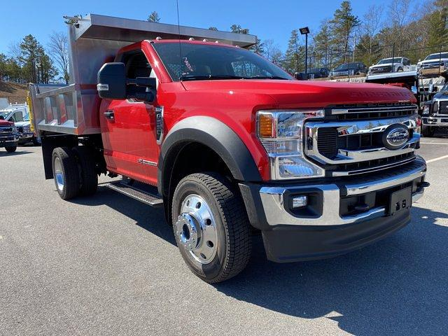 2021 Ford F-550 Regular Cab DRW 4x4, Iroquois Brave Series Stainless Steel Dump Body #N9940 - photo 26