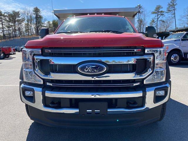2021 Ford F-550 Regular Cab DRW 4x4, Iroquois Brave Series Stainless Steel Dump Body #N9940 - photo 27