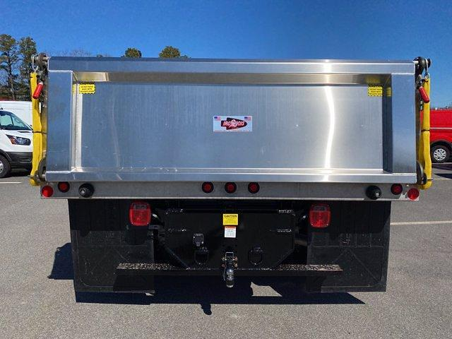 2021 Ford F-550 Regular Cab DRW 4x4, Iroquois Brave Series Stainless Steel Dump Body #N9940 - photo 5