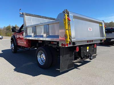 2021 Ford F-550 Regular Cab DRW 4x4, Iroquois Brave Series Stainless Steel Dump Body #N9940 - photo 2