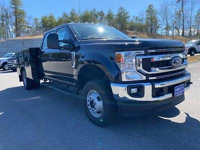 2021 Ford F-350 Crew Cab DRW 4x4, Reading Classic II Aluminum  Service Body #N9942 - photo 27