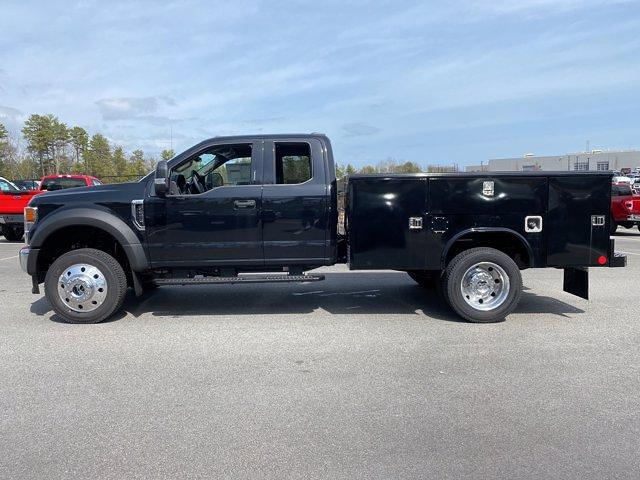 2021 Ford F-450 Super Cab DRW 4x4, Reading Classic II Steel Service Body #N9966 - photo 4