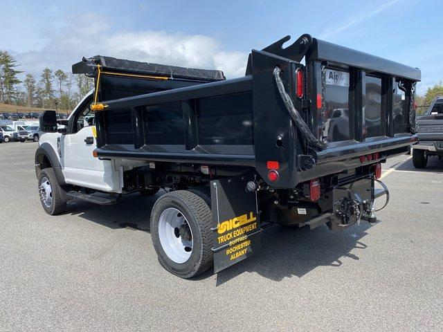 2021 Ford F-550 Regular Cab DRW 4x4, Air-Flo Dump Body #N9969 - photo 1