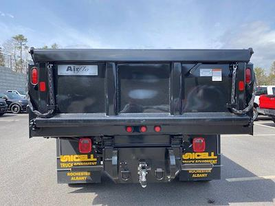 2021 Ford F-550 Regular Cab DRW 4x4, Air-Flo Pro-Class Dump Body #N9969 - photo 6