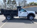2021 Ford F-550 Regular Cab DRW 4x4, Air-Flo Pro-Class Dump Body #N9969 - photo 7