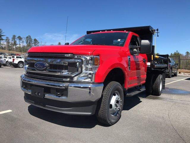 2021 Ford F-350 Regular Cab DRW 4x4, Dump Body #N9970 - photo 1
