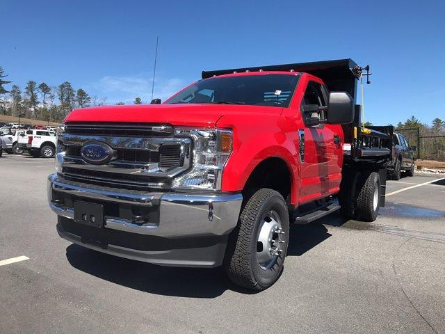 2021 Ford F-350 Regular Cab DRW 4x4, Dump Body #N9970 - photo 3