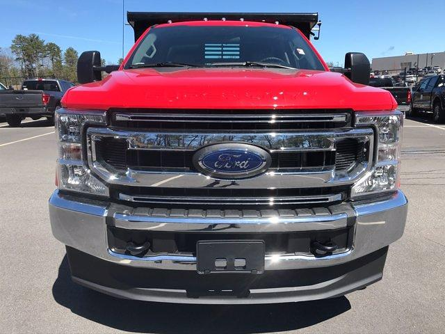 2021 Ford F-350 Regular Cab DRW 4x4, Dump Body #N9970 - photo 23