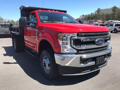 2021 Ford F-350 Regular Cab DRW 4x4, Dump Body #N9970 - photo 22