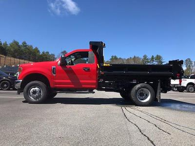 2021 Ford F-350 Regular Cab DRW 4x4, Dump Body #N9970 - photo 4
