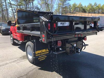 2021 Ford F-350 Regular Cab DRW 4x4, Dump Body #N9970 - photo 2