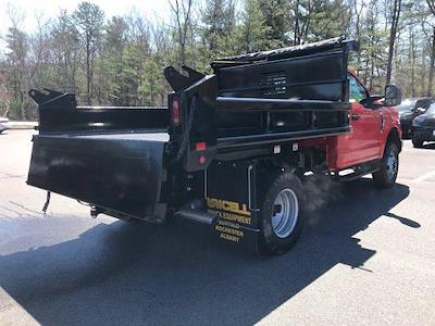 2021 Ford F-350 Regular Cab DRW 4x4, Dump Body #N9970 - photo 6